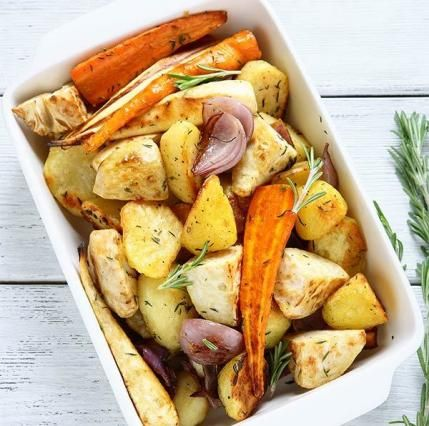 How to Cook with Root Vegetables | Fitness Magazine