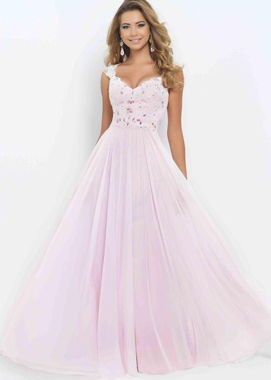 blushing pink prom dresses cheap uk