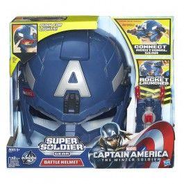 Marvel Captain America Super Soldier Helmet