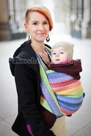 Ellevill Gaia шарф, хлопок-лен (5.2 м)  — 7999р. ---------------  Ellevill - это слинг-шарфы и слинги с кольцами из Норвегии. Разработанные на основе традиционных норвежских орнаментов и выполненные вручную, слинги быстро завоевали популярность по всему миру. Они покоряют своим прекрасным дизайном и универсальностью в носке: слинги Ellevill подходят для всех возрастов (и для новорожденных, и для подросших деток), и для всех сезонов.  Слинги Ellevill производятся вручную, из ткани, специально…