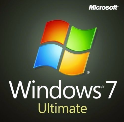Windows 7 Ultimate 32 / 64 Bit OEM - Produkt Key