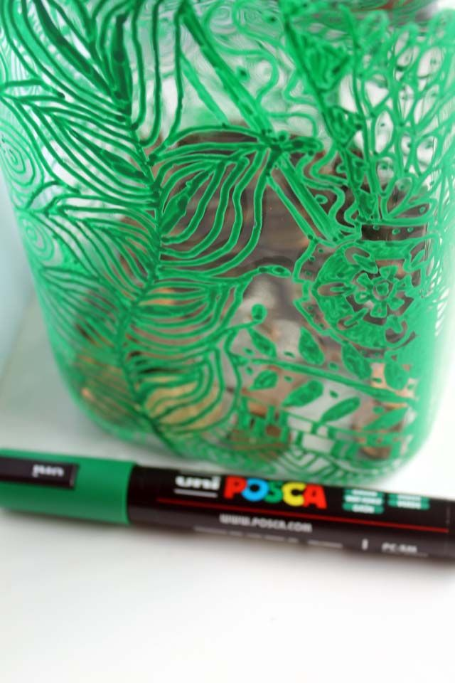 238 Best Posca Images On Pinterest Crafts Hand Painted