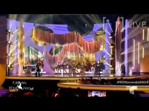 Prince Royce & Michel Teló - Darte Un Beso | Live at Billboard Latin Mus...