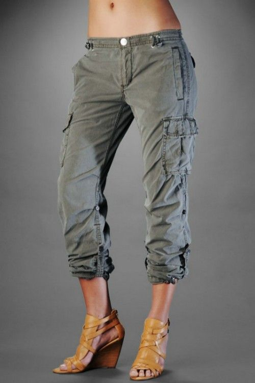 Best 25  Cargo pants for women ideas only on Pinterest | Cargo ...