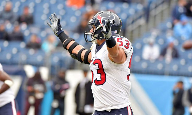 """Texans LB Max Bullough gets a four-game PED suspension = The Houston Texans will have to start 2017 without depth linebacker Max Bullough. He's been suspended for the beginning of the year, according to Patrick Creighton of the Nate & Creight Show, who wrote: """"Texans LB Max Bullough suspended 4 games for PEDs. Looks like….."""