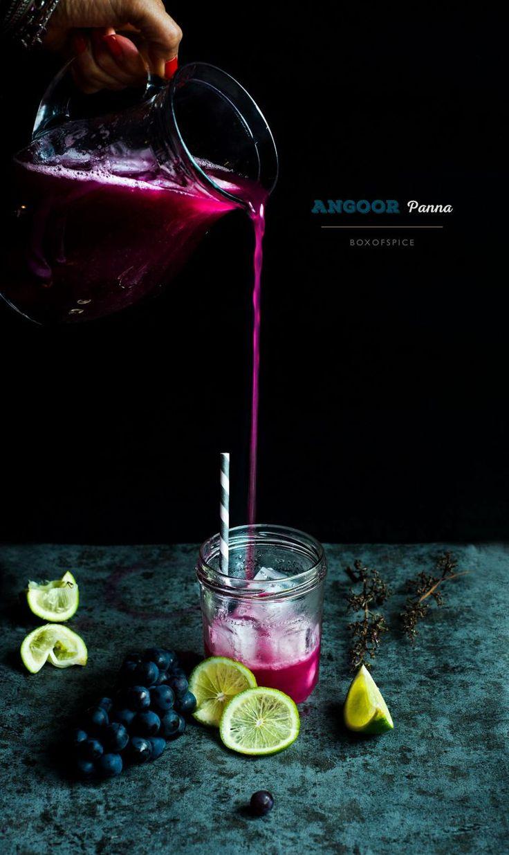 Angoor Panna/Grape Juice Concentrate I Boxofspice