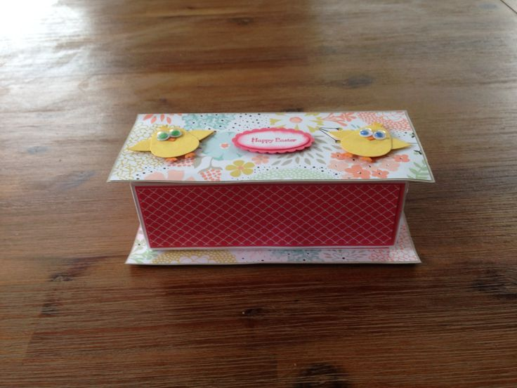 Easter box  Designed by Tania Hartley