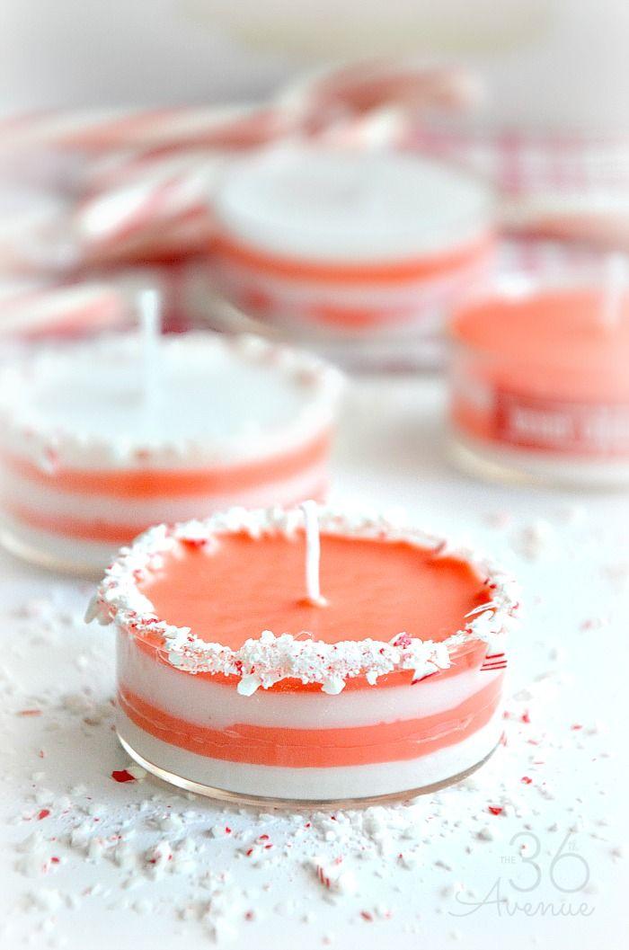 Как сделать самодельные свечи - эти Мятные свечи легко сделать и супер весело, чтобы дать!