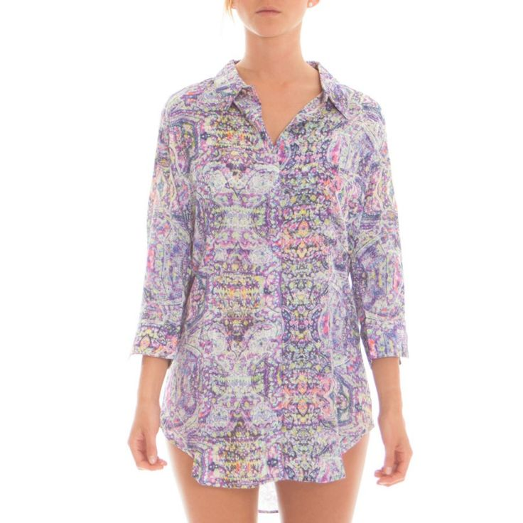 Pijama  - Lilac Print