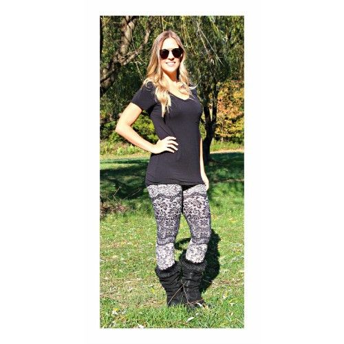 Sassy Pants Leggings - Pochahontas