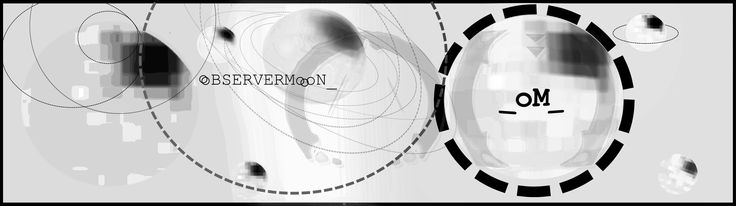Observermoon, page banner revamp. www.facebook.com/pages/observermoon/