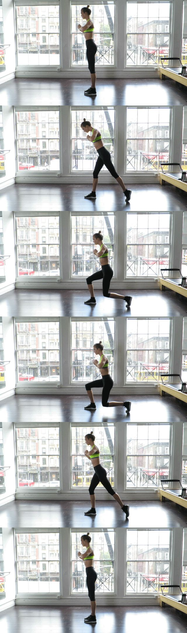 5 leg-toning exercises with Karlie Kloss....??? I think yes.