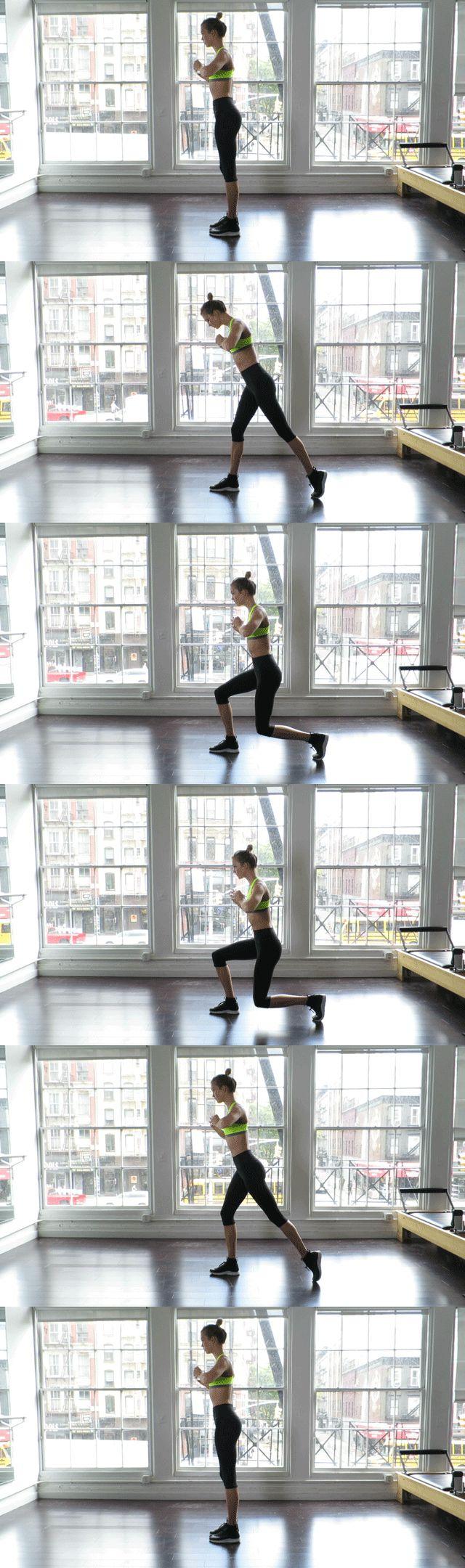 5 leg-toning exercises with Karlie Kloss....??? I think yes.