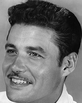 HOLLYWOOD STAR WALK: Guy Williams. Born Armando Catalano on Jan. 14,  1924 in New York, NY.  Died May 1, 1989 of heart attack in Buenos Aires, Argentina