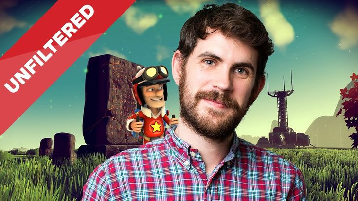 IGN Unfiltered 06: No Man's Sky's Sean Murray The No Man's Sky programmer discusses working on Burnout meeting Elon Musk and Steven Spielberg dissing Kanye (sort of) and much more. April 29 2016 at 05:00PM  https://www.youtube.com/user/ScottDogGaming