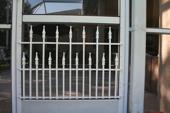 Screen Door Grille Cottage Collection by ScreenDoorGrilles on Etsy, $60.00