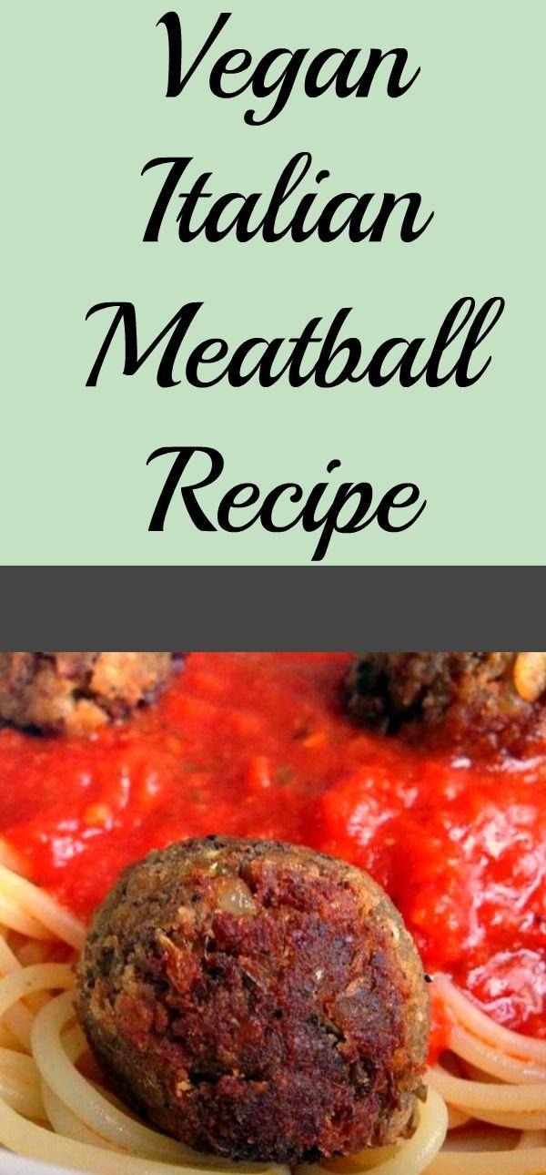 Vegan Italian Meatball Recipe Easy and Delicious!