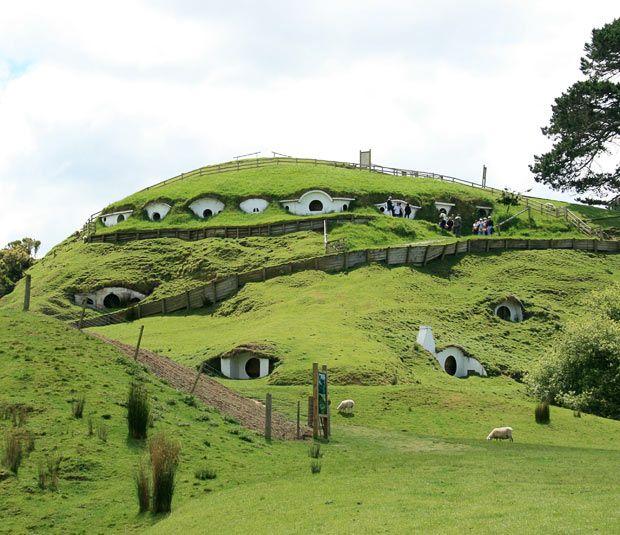 Hobbiton, NZ.