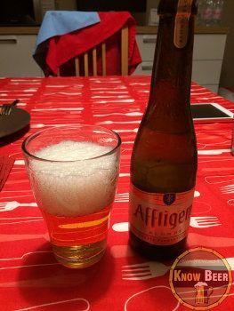 Birra Belga prodotta dall'abbazia Affligem.
