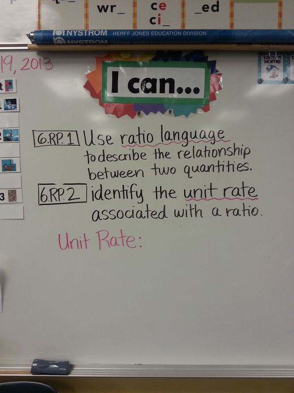 30 best Ratios images on Pinterest | Teaching math, Classroom ideas ...