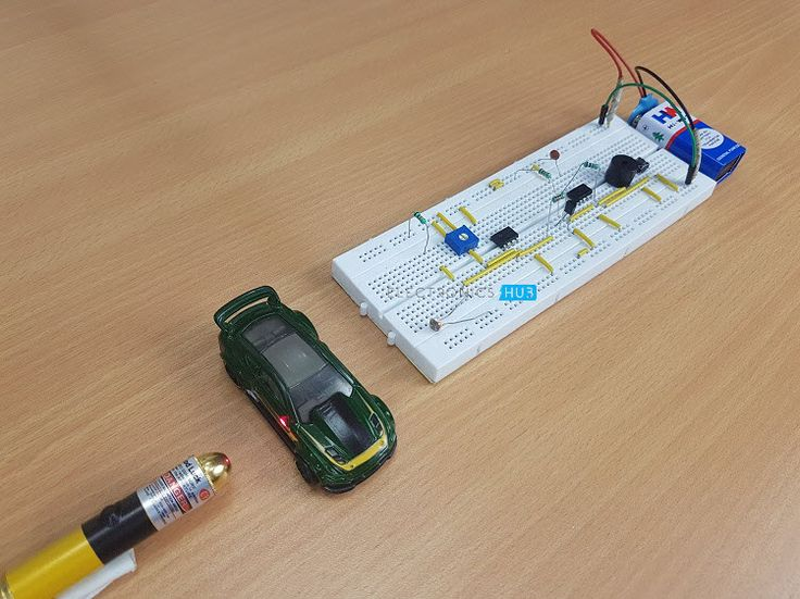 Contents1 Circuit Diagram2 Components Required3 Component Description3.1 Laser Pointer3.2 LDR (Light Dependent Resistor)3.3 NE555 (IC 555)3.4 LM358 (OP – Amp)4 Circuit Design5 Working of the Project6 Advantages7 Disadvantages8 Applications9 Related Articles Laser based Security System is a type of security and alarm system that uses laser light and a light sensor. A security system protects …