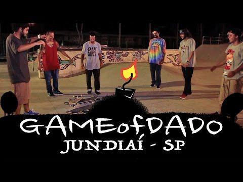 Vida de 1 Skatista [GAMEofDADO] - Episódio #14 - Jundiai SP - Rodrigo Le...