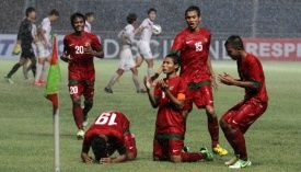 Religiusnya timnas u-19 like it