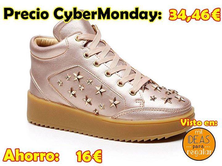#CyberMonday Zapatillas Altas Cestfini Moda http://amzn.to/2i6J8Le