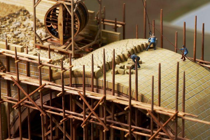 Charles Bridge - exhibition