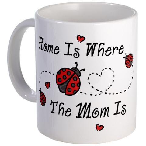 oh my  I love this ladybug mug!