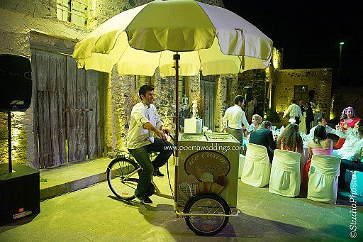 Bicycle Ice-Cream by Petran Art Pastry Chef ! I Wedding Event Planner Poema Weddings  Special Events I Flower Decor Wedding Wish I Catering Services Spicy Bites I Photography by Studio Phosart I Wedding Venue Tomato Factory