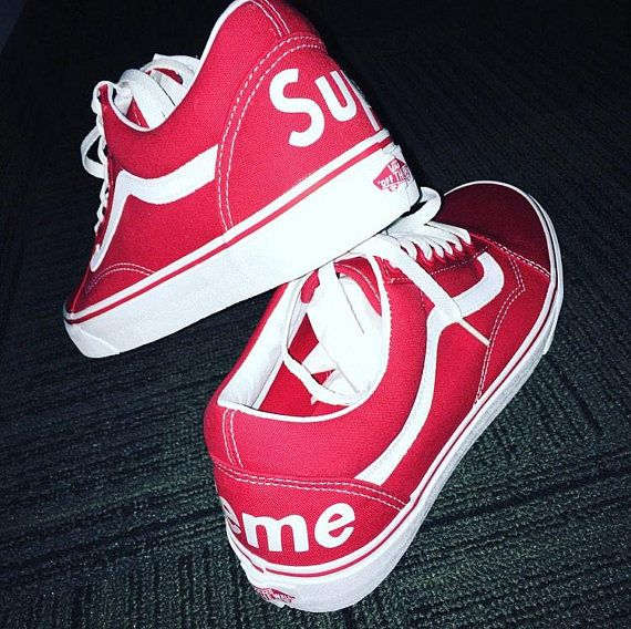 4a2471b75f3fb Custom Vans Made Specifically To Order The Old Skool, Vans classic skate  shoe and the