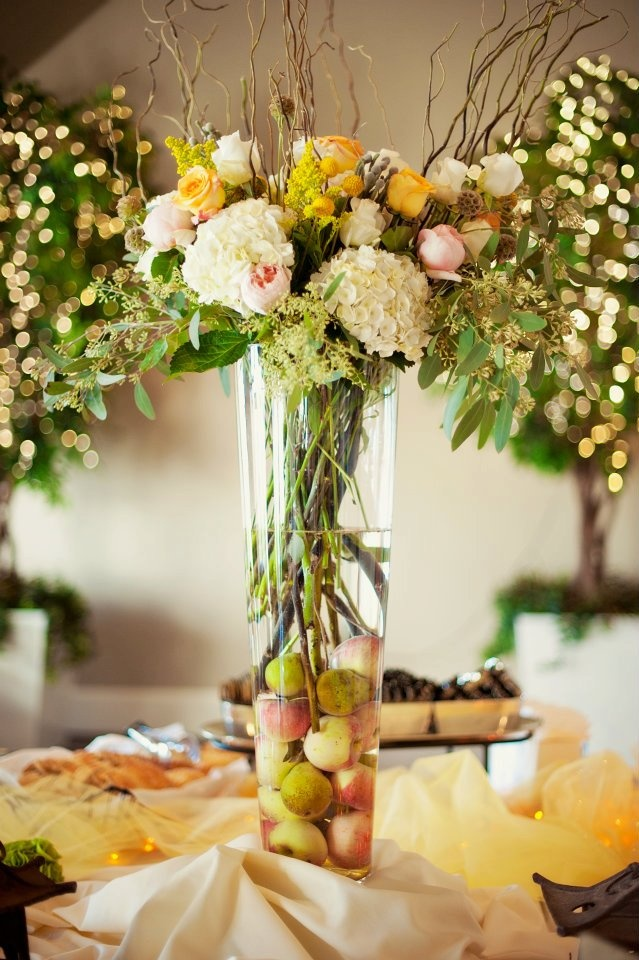 table decorations for wedding receptions the food table flowers wedding reception my wedding 7894