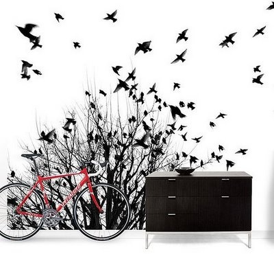 Surface View wall mural ... what do you think?!