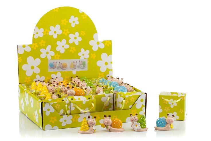 Ślimak mini SPRING house Gift Box set-4