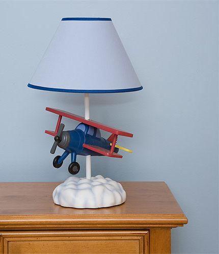 Airplane Lamp Light And Decor Baby Kids Lighting