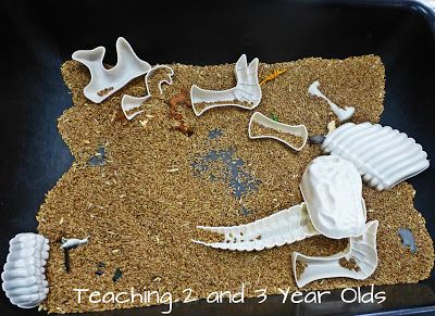 Teaching 2 and 3 Year Olds: More Preschool Sensory Ideas!