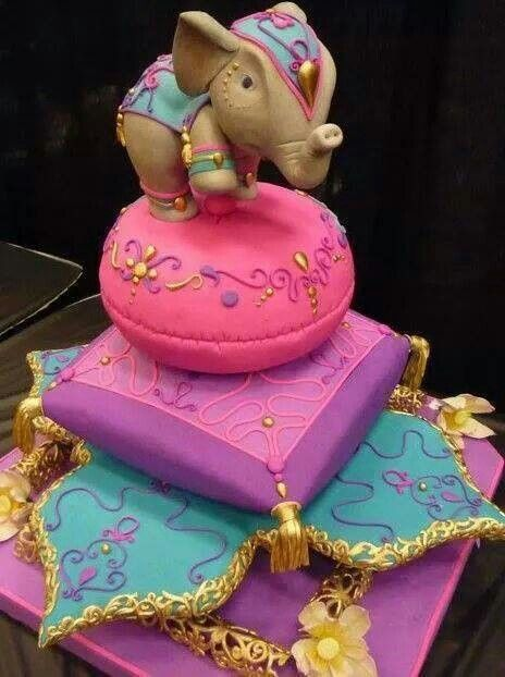 Wow what a cake.