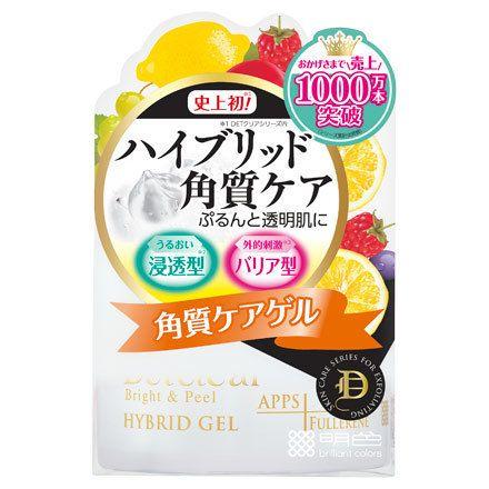 MEISHOKU Det Clear Bright&Peel Hybrid Gel — увлажняющий гибридный гель детокс — Melon Panda Beauty Shop