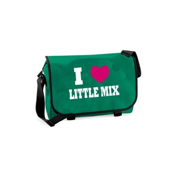I love little mix' School or College messenger bag ❤ liked on Polyvore