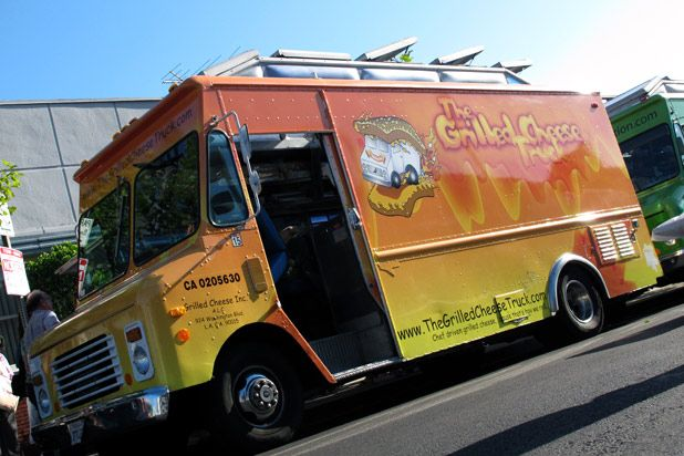 #5 The Grilled Cheese Truck (Los Angeles) - See All 101 Food Trucks Here: http://www.thedailymeal.com/101-best-food-trucks-america-2014-slideshow