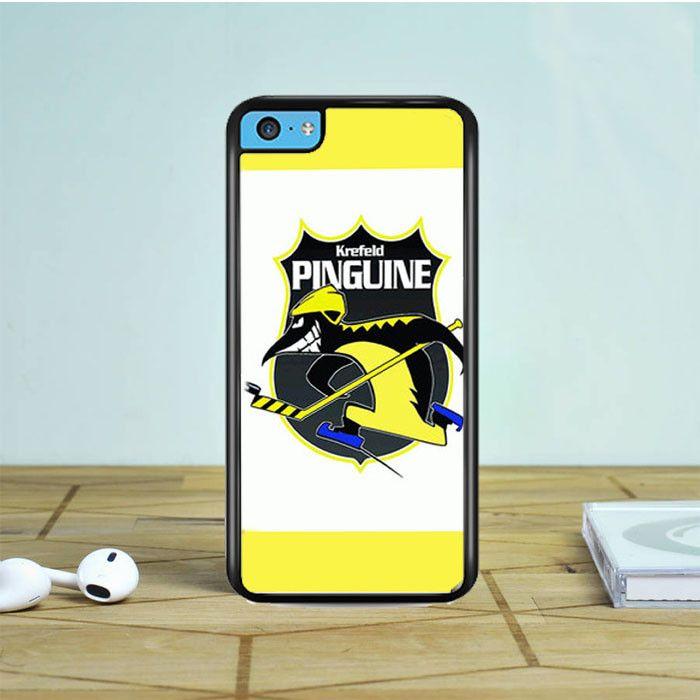 Krefeld Pinguine Hockey Team iPhone 5 SE Case Dewantary