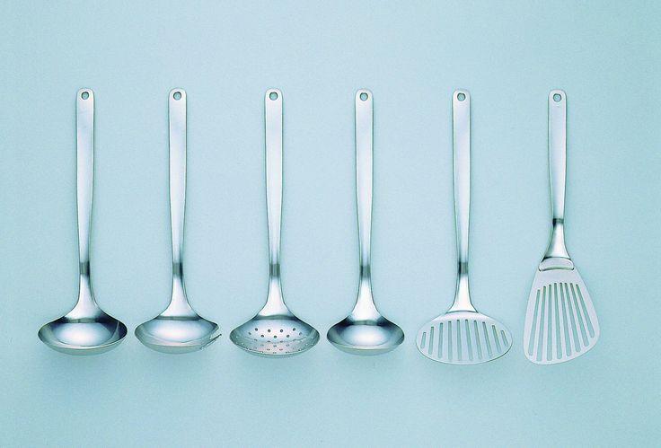 Sori yanagi kitchen tool set 6pcs japan for Kitchen tool set of 6pcs sj