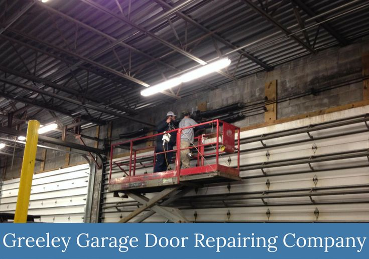 When I Need Commercial Garage Door Repairing Company?
