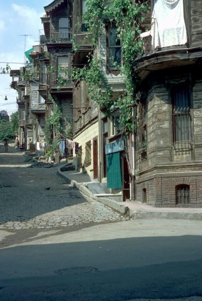 Arnavutköy 1980'ler
