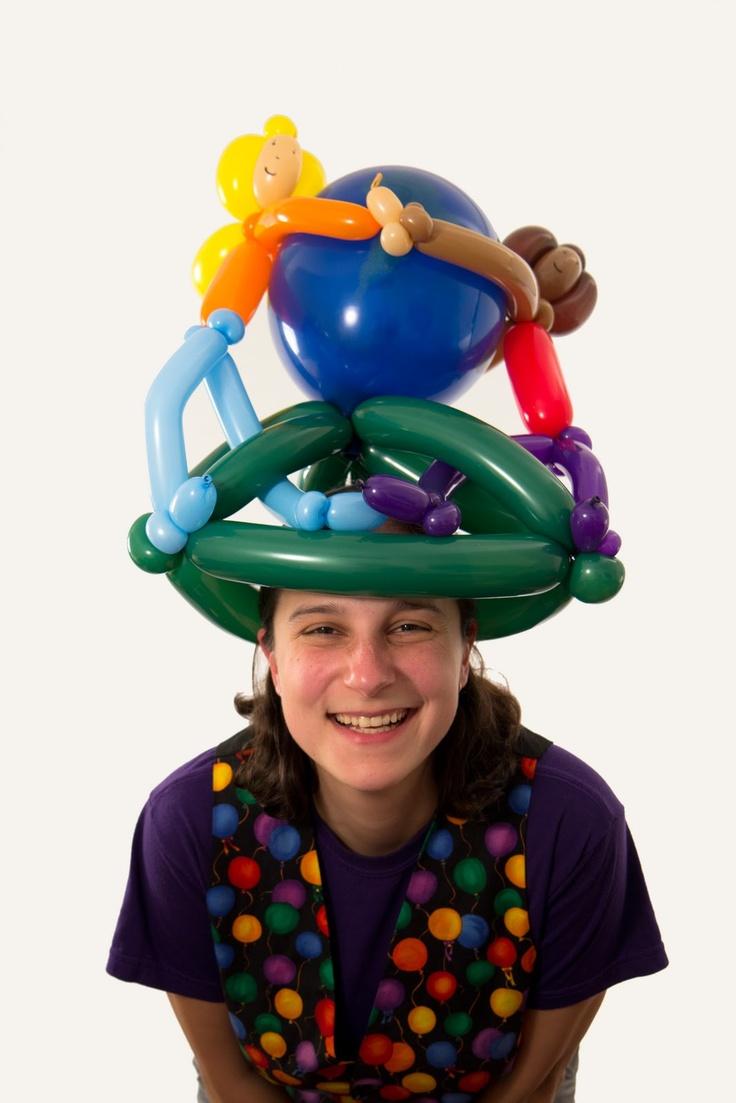 Crazy balloon animals - Balloon Art Google Search