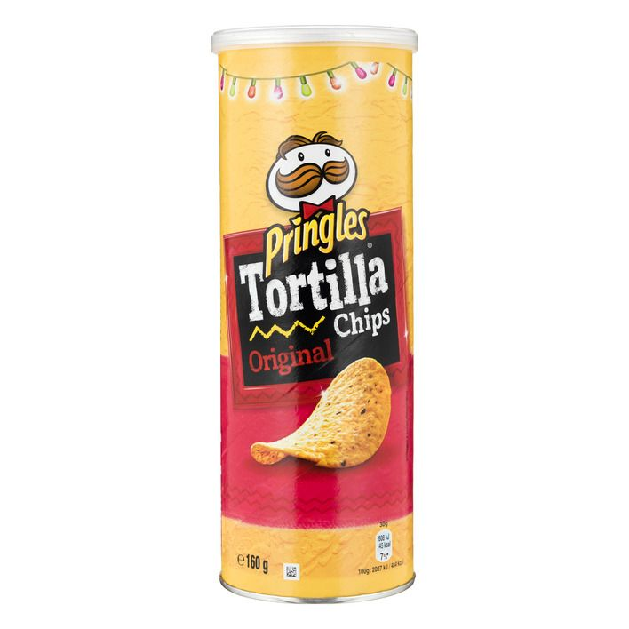 pringles tortilla chips original 160 g online bestellen makes me feel old. Black Bedroom Furniture Sets. Home Design Ideas