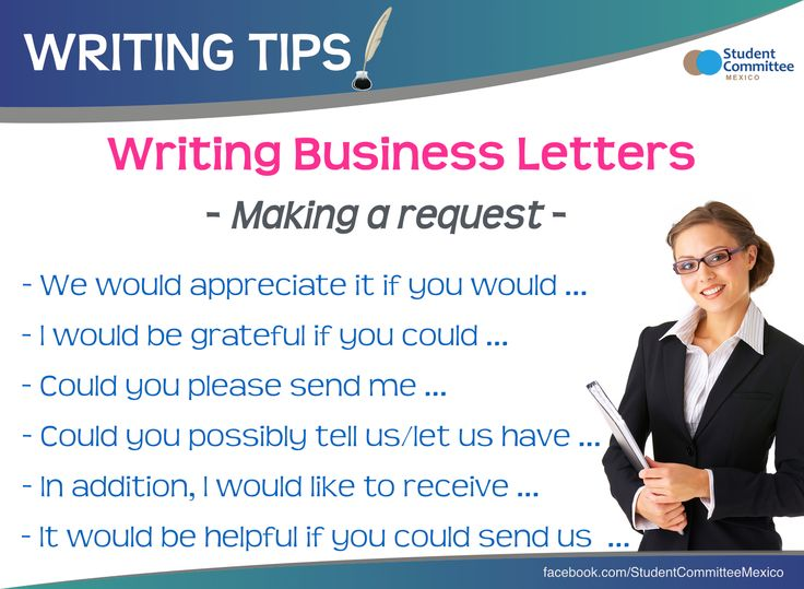 business letter writing skills The sample business letter format ideas that are found here are meant to inspire and guide you in your letter writing if you want to look professional in the business letter writing that you do, then you will find these sample letters to be helpful.