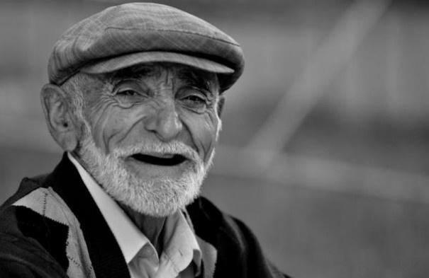 old man smiling lifecoach happy httpwww