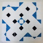 December Meadow Mystery Quilt-one possible layout